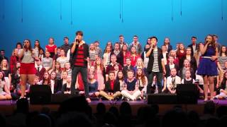 KW GLEE - Hope, Try, Stand Tall (JP Sunga & Mark Pelli)
