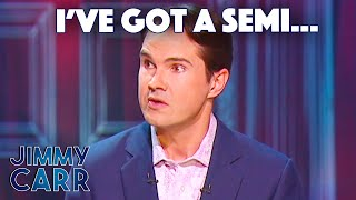 EVERY Quick Fire Gag From Jimmy Carr: Comedian