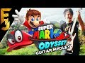 Download Super Mario Odyssey Guitar Medley | FamilyJules MP3 song and Music Video