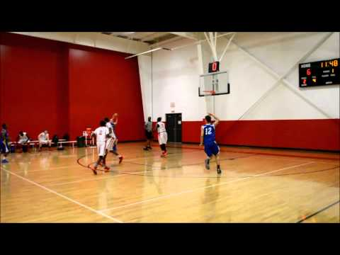Sam Ball 2014 AAU Season Highlights - Nashville Beat