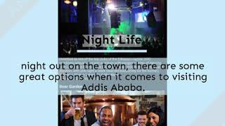 Addis Ababa city app Ethiopia travel music maps