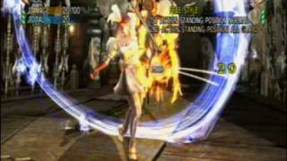 Soul Calibur 4 Hilde Combo Video
