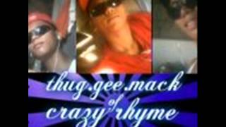 HIMIG AT MUSIKA NG PUSO thug gee mack ft chris one CRAZY RHYME