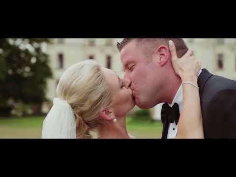 Chateau Challain fairytale wedding Tim & Charlene Brassil