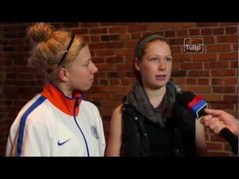TulipTV - Canadian vs. Dutch School, Port of Rotterdam & Richmond, BC