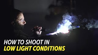 How To Shoot In Low Light Conditions