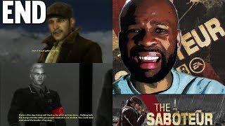 The Saboteur Gameplay Walkthrough Game Ending