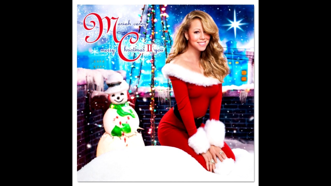 mariah carey christmas 2016 album