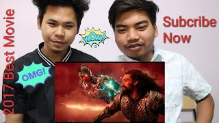 Northeast Indian Guys React To Foreign Movie Justice League Trailer 4