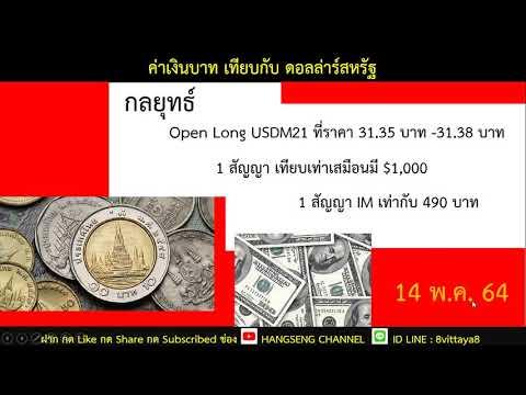 EP008 #วิเคราะห์ค่าเงินบาทและราคาทองคำ #TFEX #แนวโน้มค่าเงินบาทและราคาทองคำ #ทิศทางเงินบาทและทองคำ