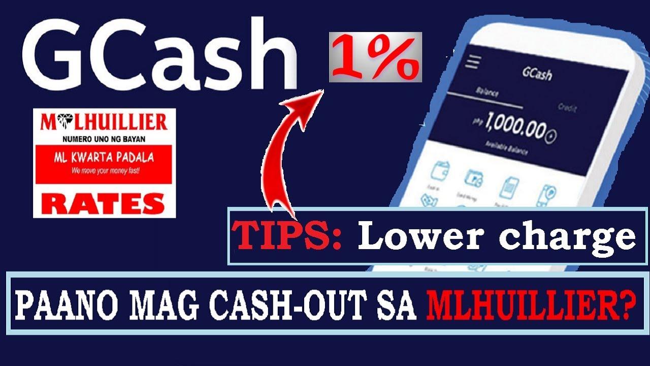 Cash-Out Sa GCash 0% - 1% Charge Mas Tipid l Tricks ...