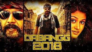 New Full Hindi Dubbed Movie - Latest South Indian Action Movie - ACTION Hindi Movie