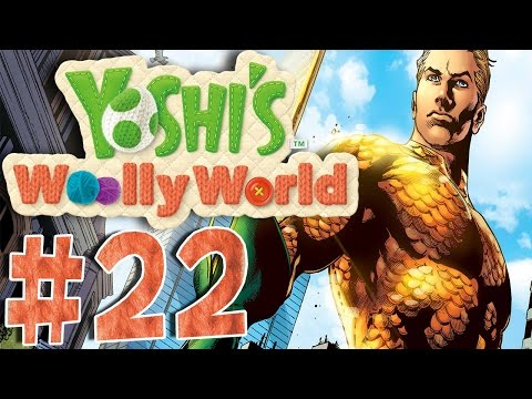 Yoshi Woolly World Co-op - Part 22 - Vamoose!