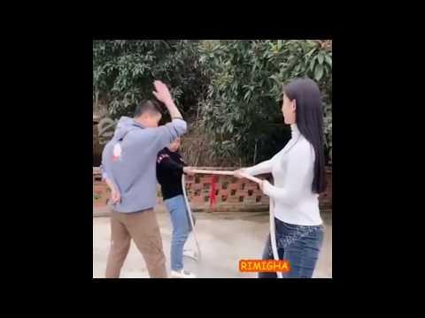 Rimigha  Prank Tv Video | Funny Prank