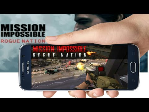 Mission Impossible (Mega Mod, Infinate Ammo ) Apk Download For Any Android Device 100% Working