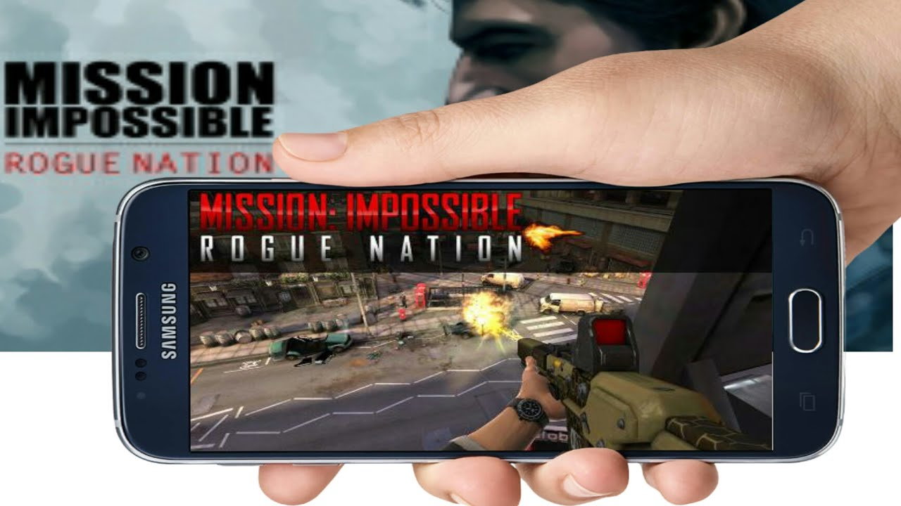 download game mission impossible apk