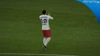PS Site.com: FIFA 15 (PS4)   Demo Gameplay: FC Barcelona - PSG