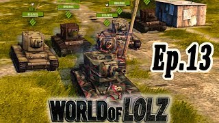 WOT Blitz | World of Lolz (Ep.13) [Funny Moments]
