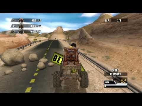 Cars: Race-O-Rama • Monster Mater • Monster Truck Mayhem 4 • Request #2