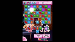 Candy Crush Saga Level 218 Walkthrough
