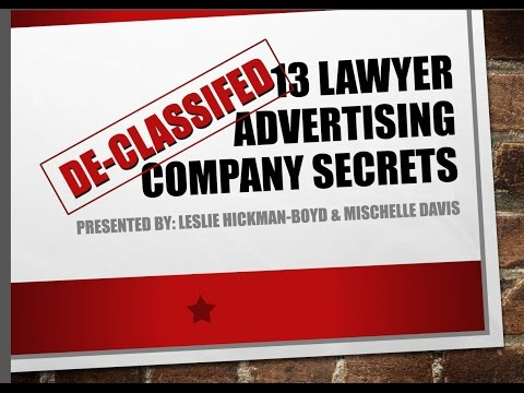 Ad Buying horror Stories: 13 Lawyer Ad Company Secrets
