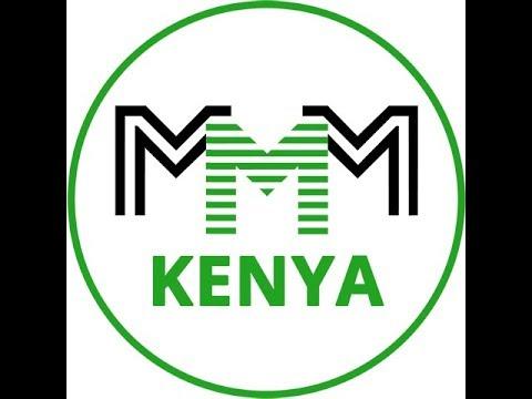 MMM BUSINESS GAME PLAN BY GROUP 01   CIRCLE 04  MMM KENYA GUIDER SCHOOL