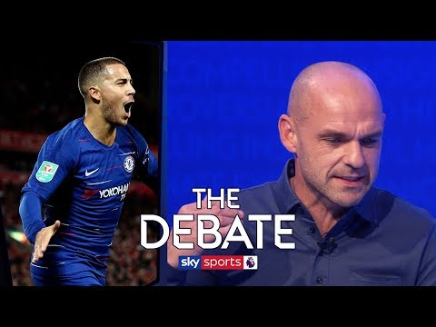Is Eden Hazard the best player in the Premier League? | The Debate | Murphy & Bellamy