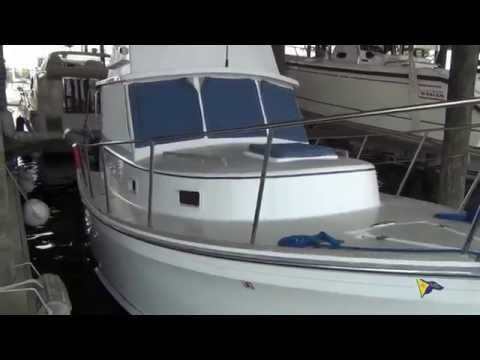 SOLD!!! 1990 Cape Dory 28 Trawler for sale at Little Yacht Sales, Kemah Texas