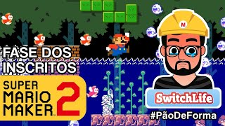 Super Mario Maker 2 - TO NERVOSO