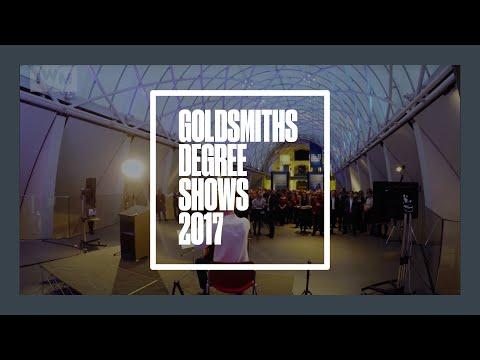 Goldsmiths Degree Shows 2017 - Design