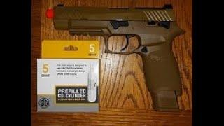 Sig M17 Air Pistol