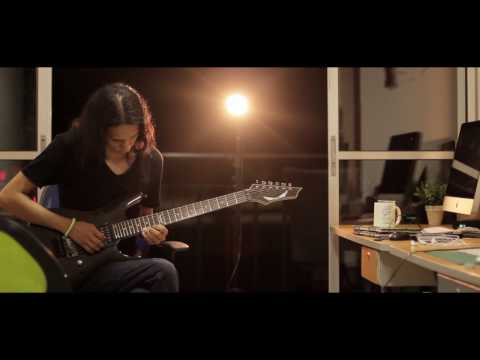 Marty Friedman Undertow Guitar Cover HD