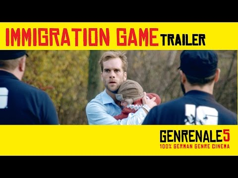 Immigration Game (Trailer) // GENRENALE5