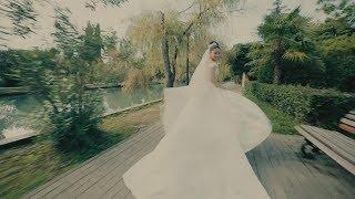 Шикарная свадьба в Абхазии и Сочи. Сборы и прогулка в Абхазии. В Сочи банкет