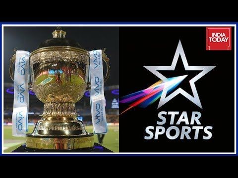 IPL Media Rights Auction: Star Wins India Broadcast