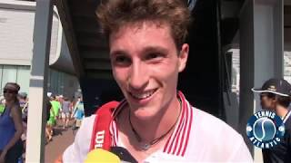 France's Ugo Humbert Qualifies for First Grand Slam Singles at US Open
