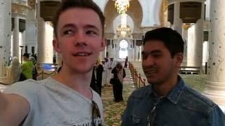 Trip vlog 3, мечеть в Абу-Даби, ОАЭ(, 2016-08-09T18:25:04.000Z)