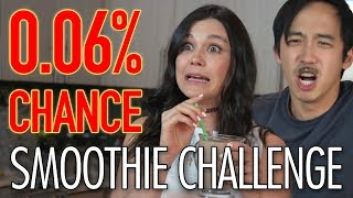 Unbelievable SMOOTHIE CHALLENGE | crazy episode funny react 2018