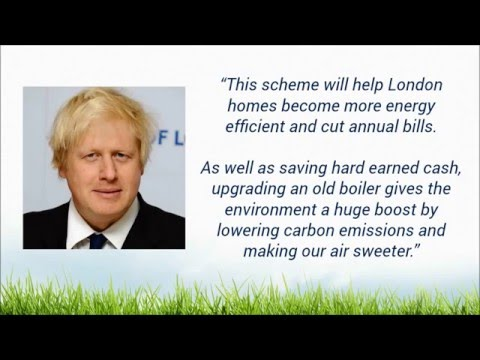 Boris Boilers | London Mayor