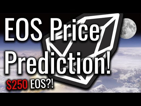EOS Price Prediction 2018 - Can EOS His $250?? Litecoin Giveaway Winner Announced