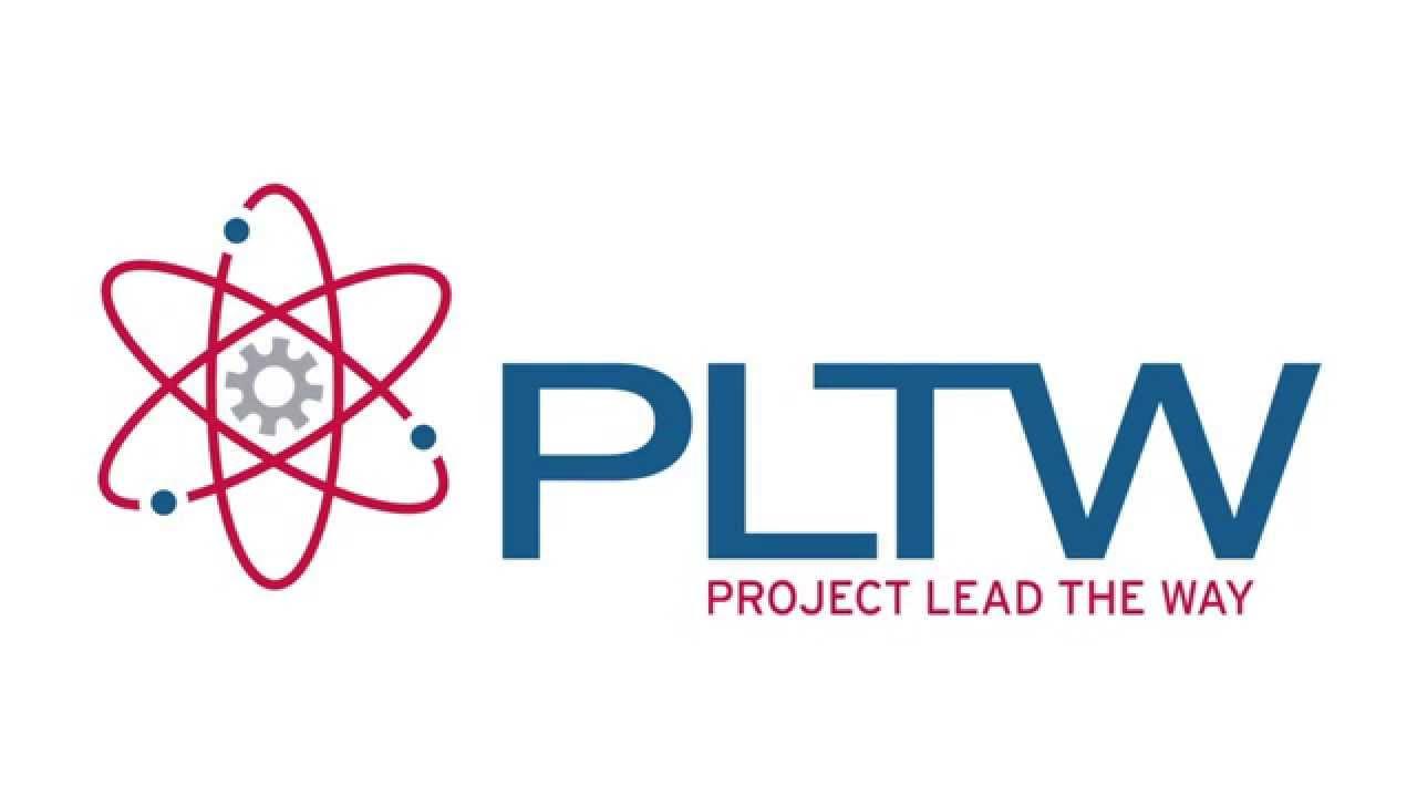 Image result for PLTW logo