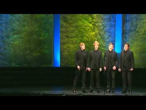 Quartet Finals 2012 - Ringmasters (1st Place Gold Medalist)