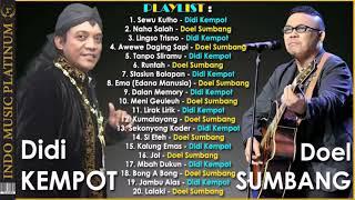 2in1 Didi Kempot X Doel Sumbang   Duet Tembang Jawa X Sunda Terbaik HQ Audio!!!