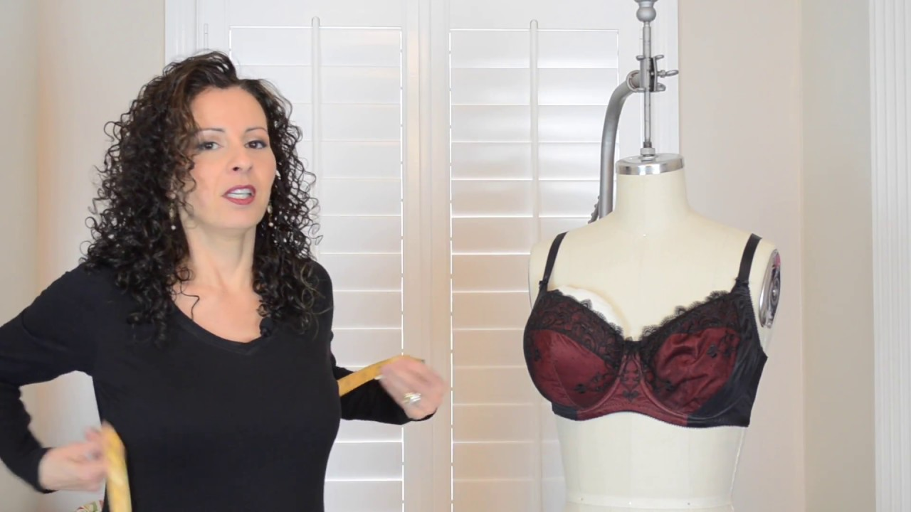 da2e05e87e87f How to Find Your La Bella Coppia Bra Size - YouTube
