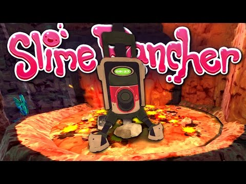 HIDDEN VOLCANO ISLAND -  Advanced Drill/Pump/Apiary - Slime Rancher #19