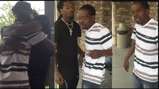 FATHER OF A MIGO! Offset Finds His Estranged Father For First Time In 23 Years(EMOTIONAL)