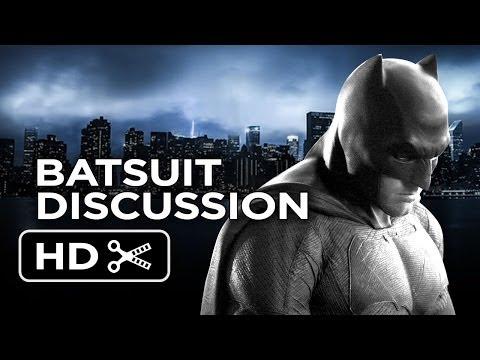 Batsuit Discussion - Batman Vs. Superman Movie HD