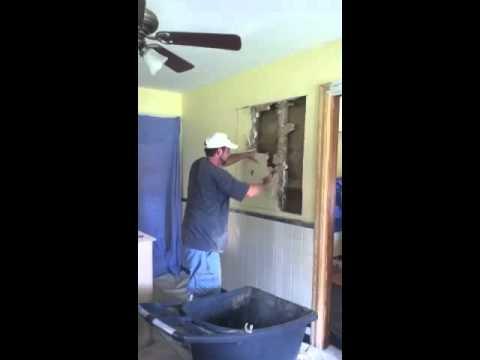 mur cuisine down - youtube