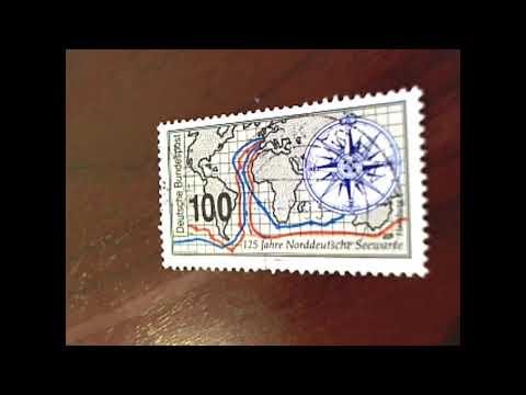 Briefmarken wertvoll? Briefmarken Schatzsuche in einem kleinen Briefmarkenalbum Alle Welt from YouTube · Duration:  19 minutes 36 seconds