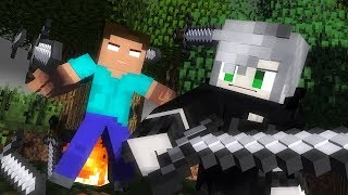 """The Wicked Side Of Me"" - A Minecraft Original Music Video ♫"
